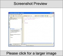 CoffeeCup StyleSheet Maker Screenshot